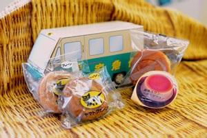 クロネコヤマトのお菓子