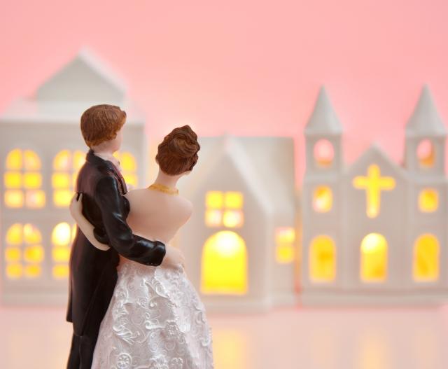 結婚のイメージ