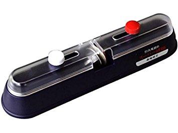 テレビで紹介された包丁研ぎ器