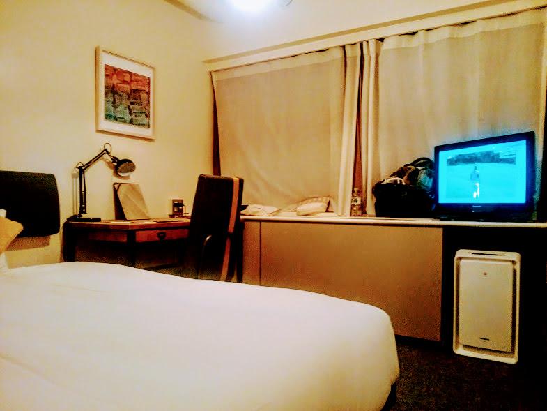 ホテルアンテルーム京都1