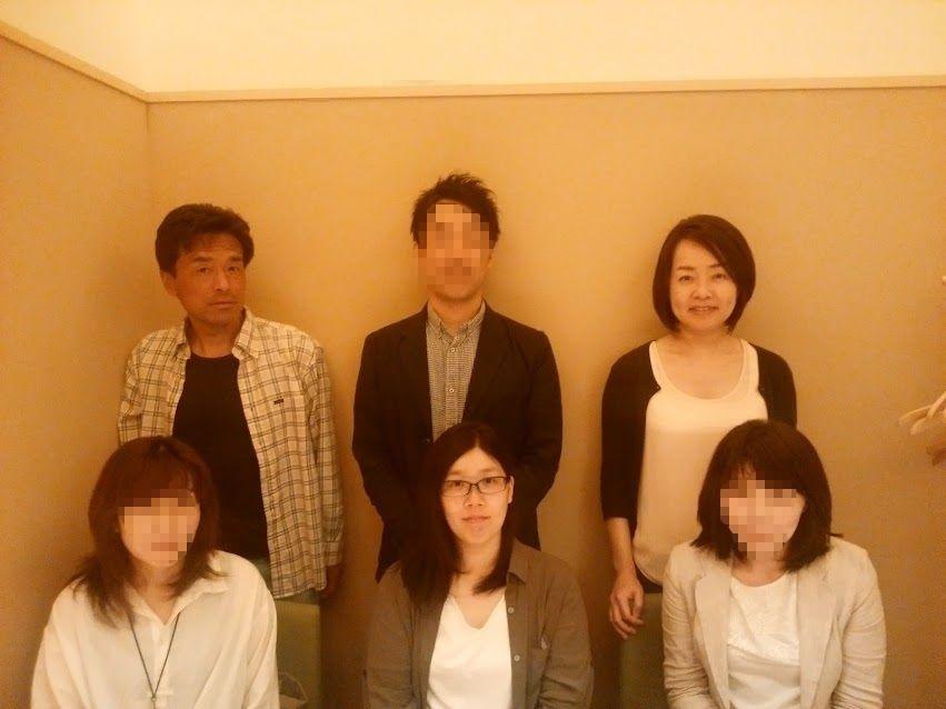 大阪のランチ会