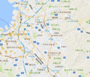 googleマップ大