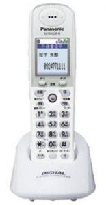 ヤフオクで仕入れた新品電話