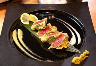 佐賀牛の天ぷら